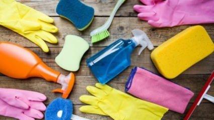 Bahar temizliği nasıl yapılır?