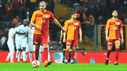 Büyük sürpriz! Galatasaray veda etti!