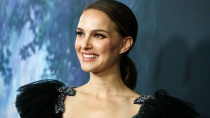 Natalie Portman İsrail'i protesto etti