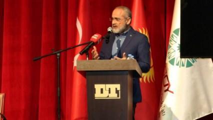 Yalçın Topçu'dan erken seçim açıklaması