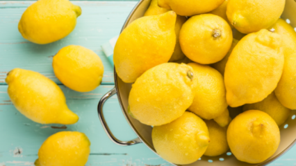 Limonun faydaları nelerdir? Limon hangi hastalıklara iyi gelir?