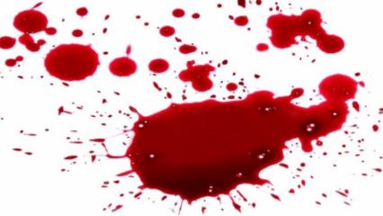 Rüyada kan görmek ne anlama gelir? Rüyada kan görmenin tabiri...