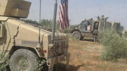 ABD ve Fransız askerlerden terör nöbeti!