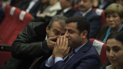 HDP'li Demirtaş ve Önder'e istenen ceza belli oldu