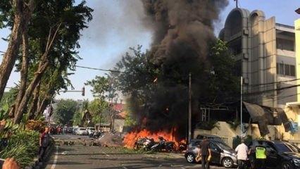 Dünyayı sarsan kilise saldırılarını üstlendiler!