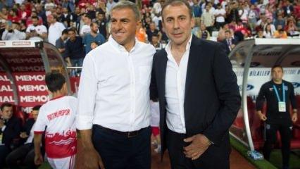 Hamza Hamzaoğlu: Hala bir maçımız var