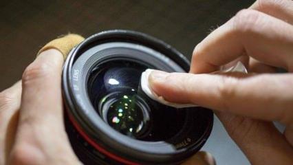Fotoğraf makinesi nasıl temizlenir?