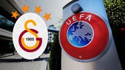 UEFA Galatasaray'a verdiği cezaları açıkladı!