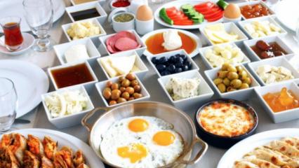Ramazan'da susuzluğu gideren besinler nelerdir? Sahurda hangi besinler...