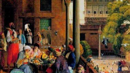 Eski Ramazan gelenekleri