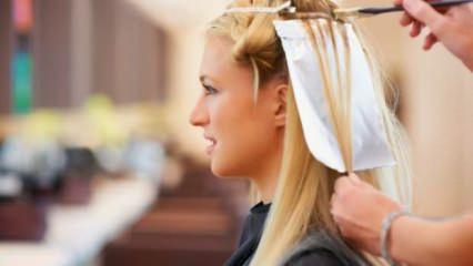 Saç boyamak orucu bozar mı: Oruçluyken saç boyamanın fetvası: Diyanet soruya yanıt verdi