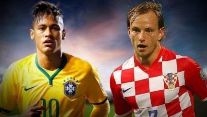 Brezilya - Hırvatistan hazırlık maçı ne zaman, saat kaçta, hangi kanalda?