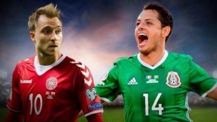 Danimarka - Meksika hazırlık maçı ne zaman, saat kaçta, hangi kanalda?