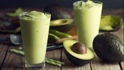 Parlak ve canlı ciltler için smoothie tarifleri