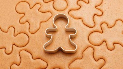 Evde kurabiye kesme aparatı yapımı