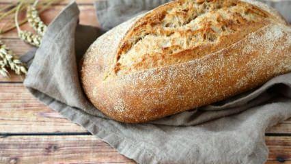 Ekmek zararlı mıdır? 1 hafta boyunca ekmek yemezseniz ne olur? Sadece ekmek ve suyla yaşayabilir miyiz?