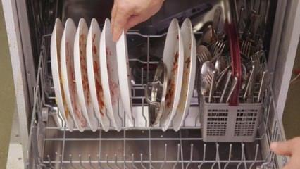 Bulaşık makinesinin iyi yıkaması nasıl sağlanır?