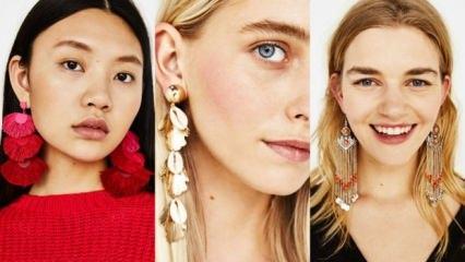 2018 yaz trend küpe modelleri