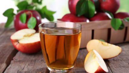 Kolesterolü düzenleyen: Elmanın faydaları nelerdir? Elma suyuna tarçın koyup içerseniz...