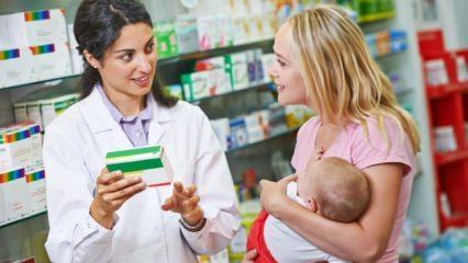 Emziren anneler ilaç kullanabilir mi?