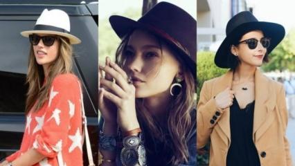 Şapka seçmenin altın kuralları