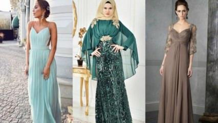 Yaz düğünlerine özel elbise önerileri