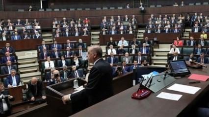 AK Parti'de yeni görev dağılımı belli oldu!