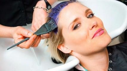 Saç renginizi değiştirmeden önce kuaföre sormanız gereken 4 soru