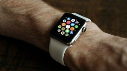 Apple Watch koronavirüse yakalanmadan uyaracak