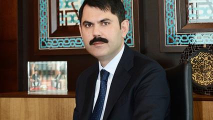 Çevre ve Şehircilik Bakanı Murat kurum kimdir? Aslen nereli ve kaç yaşındadır?