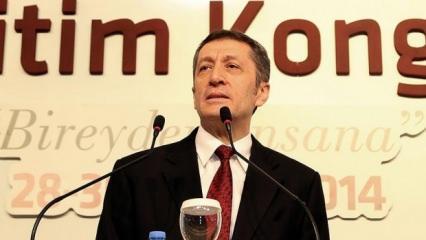 Milli Eğitim Bakanı Ziya Selçuk kimdir? Aslen nereli ve kaç yaşındadır?