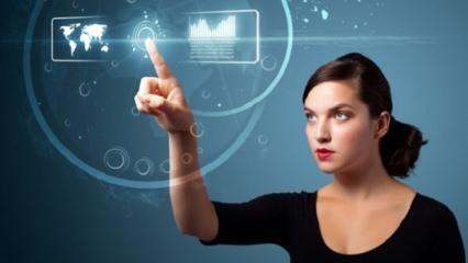 Kadınlara özel teknoloji ürünleri