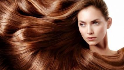 En etkili ve en iyi saç peelingleri