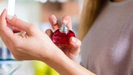 Yaz aylarına özel parfüm önerileri