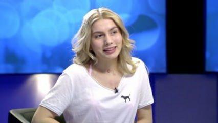 Aleyna Tilki: Kendimi yaşlı hissediyorum