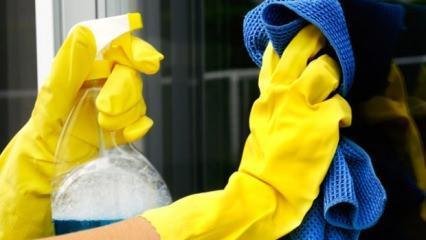 Cam temizleme suyunun farklı kullanım alanları