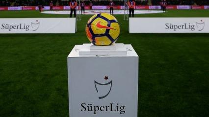 Süper Lig'de puan durumu! 23. hafta...