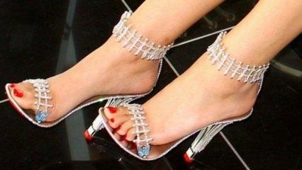 Bu ayakkabılara paha biçilemiyor