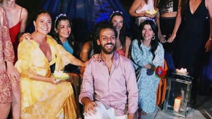 Erkan Kolçak Köstendil ve Cansu Tosun evleniyor