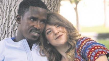 Kayseri'ye Senegalli damat