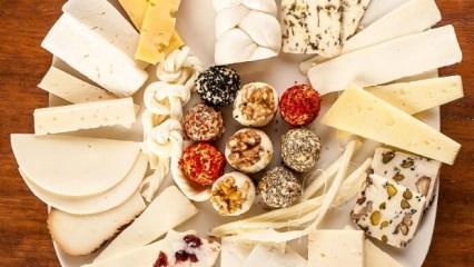 Peynirin bozulmaması için nasıl saklanmalı?