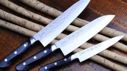 Her evde bulundurulması gereken bıçak çeşitleri ve fiyatları