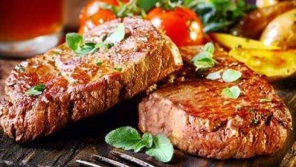 1 ay boyunca et yemezseniz ne olur?