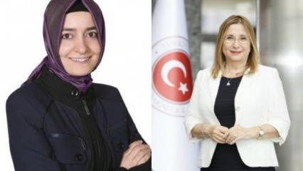Kadın siyasetçilerden 'Malazgirt' mesajı