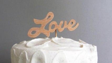 Pasta süsü yapımı