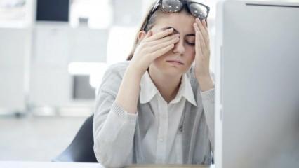 Göz yorgunluğu nedir? Belirtileri nelerdir?