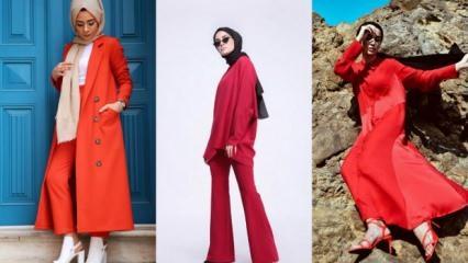 Kırmızı elbise giyerken dikkat edilmesi gerekenler nelerdir?