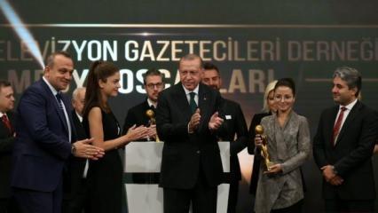 Medyanın en iyileri seçildi