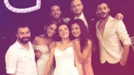 Çukur'un Elvis'i Saygın Soylu evlendi!