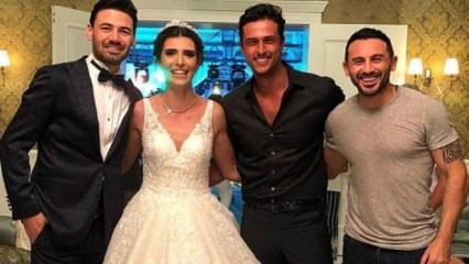 Survivor'ın yıldız ismi Merve Aydın evlendi